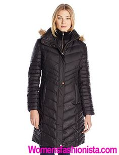 Marc New York by Andrew Marc Women's Karla Mid-Length Chevron Down Coat Review - http://womensfashionista.com/marc-new-york-by-andrew-marc-womens-karla-mid-length-chevron-down-coat-review/ #Andrew, #Chevron, #Coat, #Karla, #MARC, #MidLength, #Review, #Womens, #WomensParkaCoats, #York