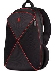 2dea54d9ccf Polo Ralph Lauren Men parfums Red   black Backpack Gym Overnight Travel Bag   fashion  clothing  shoes  accessories  mensaccessories  bags (ebay link)