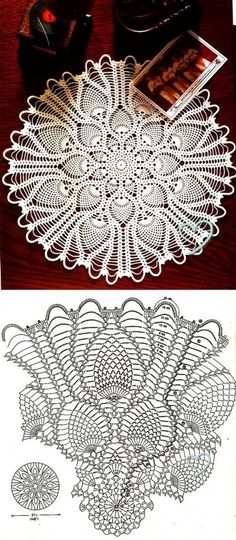100+ Free Crochet Doily Patterns You'll Love Making (105 free crochet patterns)