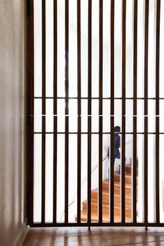 Image 14 of 32 from gallery of Kensington International Kindergarten / Plan Architect. Photograph by Ketsiree Wongwan School Architecture, Swimming Pools, Kindergarten, Iron, How To Plan, City, Gallery, Spaces, Image