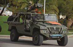 URO VAMTAC ST5 de Operaciones Especiales - Spain