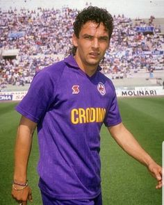 Football Icon, Best Football Players, World Football, Roberto Baggio, Fifa World Cup, Polo Ralph Lauren, Soccer, Mens Tops, Rey