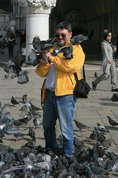 ITALY: Think twice before you cover yourself in bread crumbs for an Instagrammable pic of you and Venice's pigeons in Piazza San Marco. In Venice feeding these birds is a fineable offense and with good reason: Apart from being a general nuisance, pigeons and their acidic excrement are damaging to historic buildings and monuments. Fines for this offense are in the hundreds of euros.