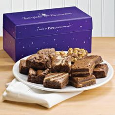 Enter to win a Fairytale Brownies Magic Morsel Dozen. It's the perfect edible gift for any occasion!