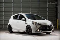 Toyota Aqua G Sports concept (Japan)