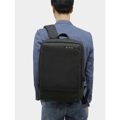 f9415a632d90 TOPPU Mens College Backpack School Bag Casual Laptop Backpack Rucksack 734  - chanchanbag