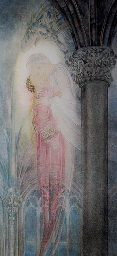 SULAMITH WULFING BAND 6 Art Nouveau 1935 HB!! ANGELS/FAIRIES!AMAZING PLATES!!WOW | eBay
