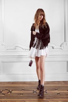 Zadig & Voltaire Spring 2016 Ready-to-Wear Fashion Show