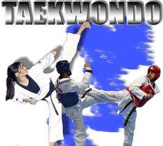Andreina Tae kwon do!