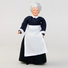 HousekeeperOur bending dolls are manufactured in an elaborate traditional home work in Germany.Face, hands and feet are made from hand-painted plastoline, the clothing
