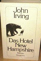 Das Hotel New Hampshire - Roman von John Irving, € 2