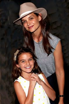 "Katie Holmes Says Donald Trump Becoming President Has ""Hurt"" Daughter Suri"