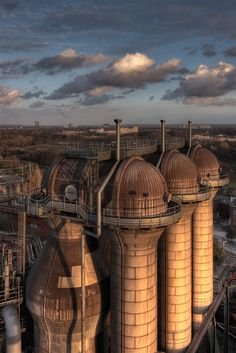 Landschapspark/Binnenhaven Duisburg ‹ KajaK Photography