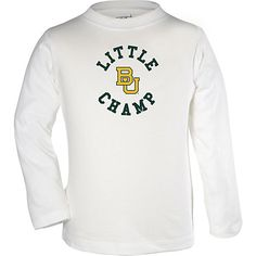 716f37e67 Product: Baylor University Bears Toddler Long Sleeve T-Shirt College  Apparel, Baylor University