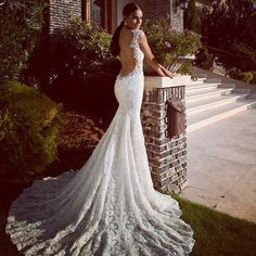 I am obsessed with backless anything and this is b-e-a-u-t-i-f-u-l