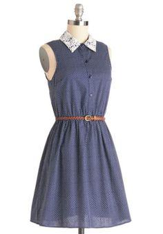 Yu-Jung's Walk on the Winsome Side Dress   Mod Retro Vintage Dresses   ModCloth.com