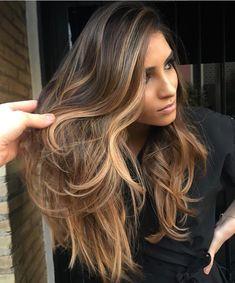 Os tons em avelã e canela estão vindo com tudo e para ficar. O que você acha deste hair assinado pelo nosso PhD @marcelocammpos?!? Toparia a mudança?!? #AirLibreTRUSS e #8XPowderTRUSS