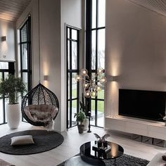 Beautiful Scandi Living Room by . - Home Design Inspiration Scandi Living Room, Home Living Room, Interior Design Living Room, Interior Decorating, Interior Livingroom, Cozy Living, Modern Home Interior, Interior Ideas, Decorating Tips