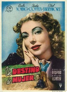 "Un destino de mujer (1947) ""The Farmer's Daughter"" de H.C. Potter - tt0039370"