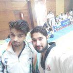Rajat Tekchandani Images of Taekwondo, Sports Player