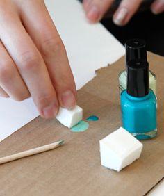 Sneaky Tricks To Make You A Nail-Art Pro