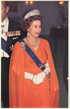 No.10 - Queen Elizabeth II. in Finland, may 1976 | by Vintage Printery
