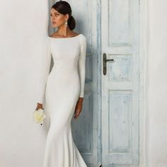Simple Wedding Dresses   Part 2