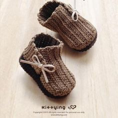 (4) Name: 'Crocheting : Wrap Baby Booties Crochet Pattern $7.80