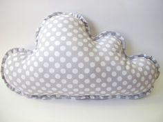 Hey, I found this really awesome Etsy listing at http://www.etsy.com/listing/170292246/cloud-pillow-nursery-decor-grey-and