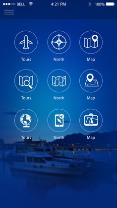 Extremely Helpful Apps You Should Have When Travelling Home Screen Design Mockup Travel App