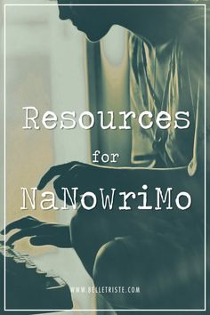 Next month is national novel writing month, otherwise known as NaNoWriMo. That makes this month Outline October! Here are some resources for NaNoWriMo to get your plot and characters mapped out before you start your novel! National Novel Writing Month, Character Map, Make Time, Books Online, Outline, Novels, Ebooks, October, Author