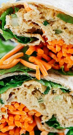 This spicy tuna avocado wrap made with Bumble Bee albacore tuna looks amazing. Quick, healthy, and easy to make. Perfect addition to my lunch lineup! Only Albacore AD Avocado Wrap, Tuna Avocado, Spicy Tuna Salad, Avocado Salad, Healthy Meal Prep, Healthy Eating, Healthy Recipes, Spicy Recipes, Healthy Protein