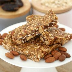 When you're after a healthy boost, these Honey, Date, Oat & Nut Energy Bars are just what you need. The perfect mid-afternoon pick-me-up!