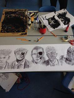 Art project in byro