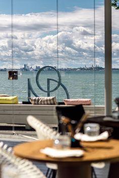 Tiedätkö, mikä ravintola tarjoaa parhaan merinäköalan Tallinnassa? Lue tämä, niin tiedät! | Tallinna24 > Ravintola Noa, Tallinna-Viims