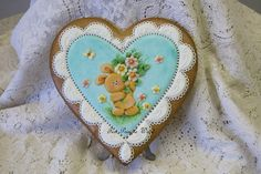 Sweet Bunny Heart | Cookie Connection