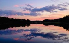 Summer night in Finnish archipelago, Barösund Inkoo Archipelago, Summer Nights, Finland, Beautiful Things, Sailing, Coast, River, Sunset, Nature