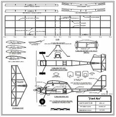 """Résultat de recherche d'images pour """"aeromodelismo planos"""""""