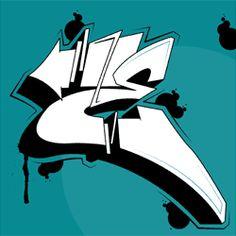 E Graffiti Letter E, Graffiti Alphabet Styles, Graffiti Quotes, Graffiti Piece, Graffiti Doodles, Graffiti Lettering Fonts, Graffiti Wall Art, Graffiti Designs, Graffiti Characters
