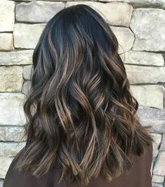 Image result for ash brown hair with highlight