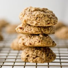 Chewy Ginger Cookies {Gluten-free} - easy and no complicated ingredients!