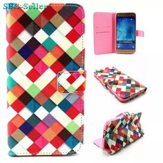 22 Patterns Painted For Samsung galaxy A8 case cover  flip leather wallet stand phone case For Samsung A8 A8000 A800F SJ5181