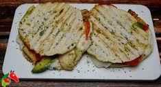 Een heerlijk recept van de Lazy Sunday: Kip Pita-Tosti. Super lekker & snel…