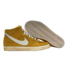 42871cc5ea71 Nike Dunk High AC VNTG Varsity Maize Sail