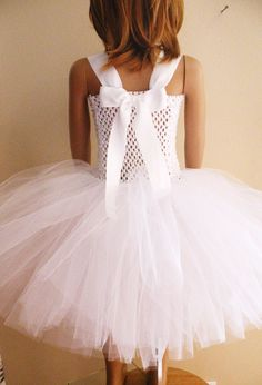 Flower Girl Dress Tutu Dress by APocketfulofBows on Etsy, $54.99 Baby Tutu, Baby Dress, Dress Up, Dream Wedding, Wedding Shit, Wedding Ideas, Perfect Wedding, Wedding Stuff, Flower Girls