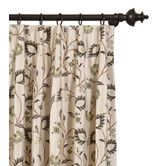 Found it at Wayfair - Michon Curtain Panel Right