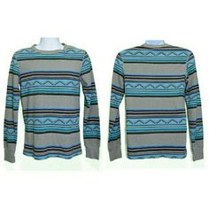 Carbon Men's L/S Pattern Shirt- size Small Carbon Men's L/S Pattern Shirt- size Small Carbon Tops Tees - Long Sleeve