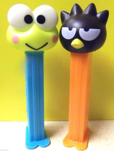 I have the black cat, it's a hello kitty. Pez 2014