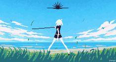 houseki no kuni pixel 1366x768 Wallpaper Hd, Arte 8 Bits, Pixel Animation, Episode Backgrounds, Anime Pixel Art, 8bit Art, Pixel Art Games, Cool Animations, Aesthetic Gif