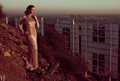 #vanityfair year-in-photos Emily Blunt, photographed by Jason Bell in the 2015 British Edition of the Hollywood portfolio.